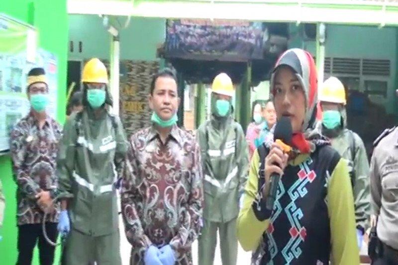 Wagub Lampung minta masyarakat patuhi protokol kesehatan dari pemerintah