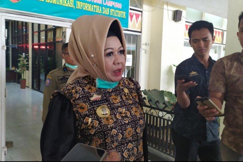 Satu PDP Lampung terkonfirmasi positif COVID-19