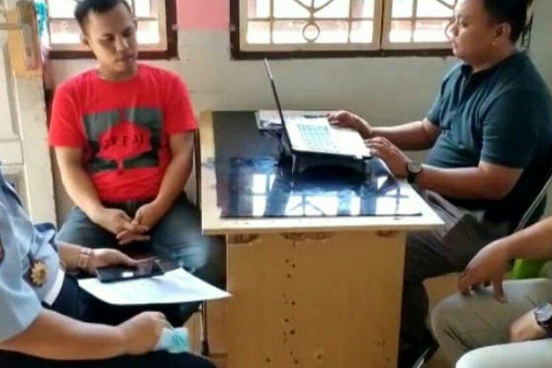 Pria ini catut nama Kabid Humas Polda Lampung untuk menipu