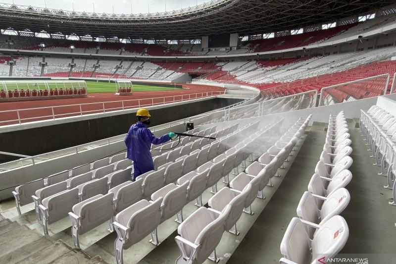 PUPR belum buat rencana anggaran renovasi stadion untuk Piala Dunia U-20