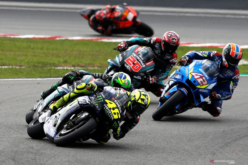 MotoGP putuskan batas waktu jadwal balapan di luar Eropa akhir Juli