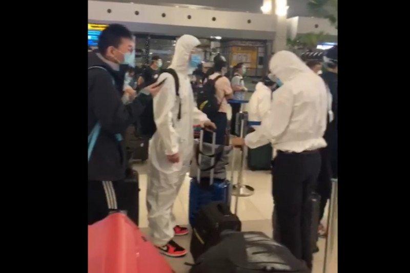 Imigrasi bantah soal kabar tim medis dari China datang ke Indonesia