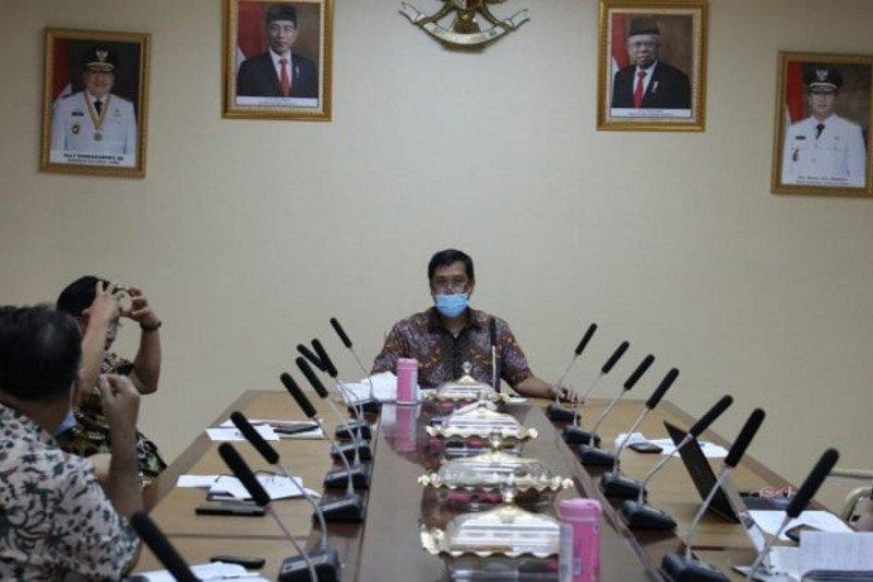 Pemprov Sulawesi Utara realokasi anggaran Rp48,5 miliar tangani COVID-19