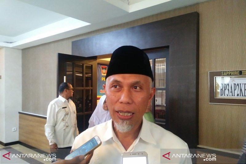 Wali Kota Padang sumbangkan enam bulan gaji untuk atasi wabah corona