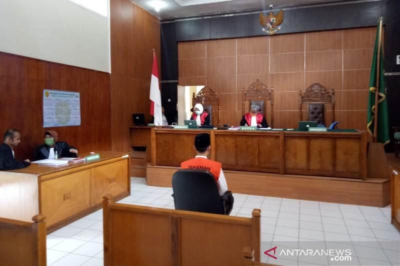Dua terdakwa kasus pornografi Garut divonis 2,9 tahun penjara