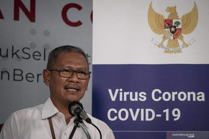 Bertambah 103 kasus, positif COVID-19 di Indonesia jadi 893, meninggal 78 orang