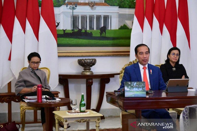 Menkeu Mulyani: Pembuat kebijakan di seluruh negara berupaya lawan resesi