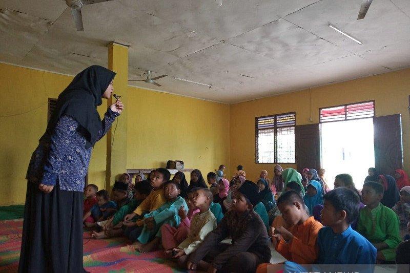 Mengajari anak lindungi area sensitifnya tekan kasus pelecehan
