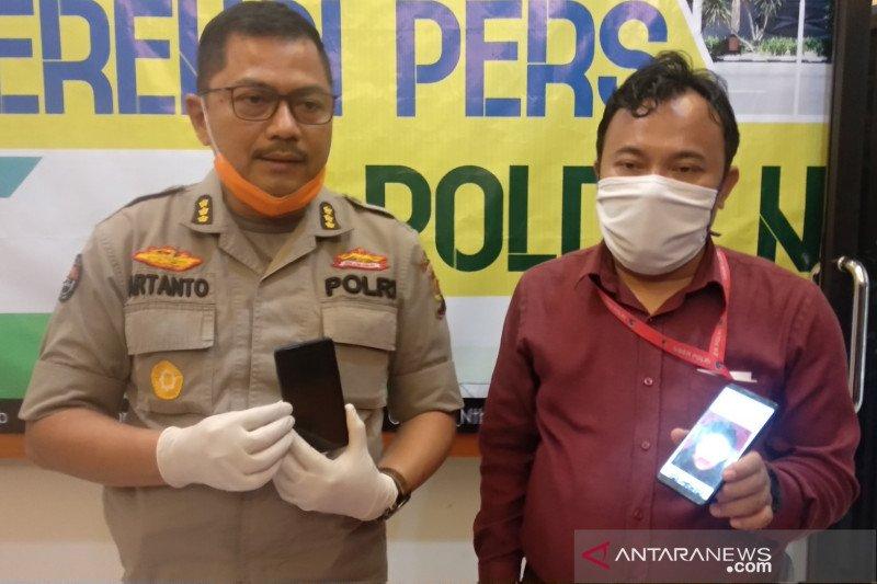 Pembuat kabar hoaks warga NTB positif COVID-19 meninggal ditangkap