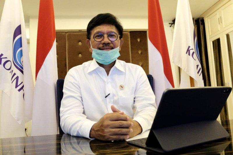 Aplikasi pelacak virus Corona tunggu persetujuan Presiden