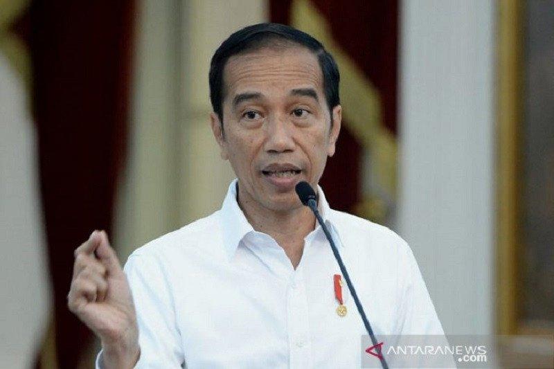 Usai pemakaman ibunda, Presiden Joko Widodo ke Jakarta ikuti Sidang KTT G-20 dari Istana