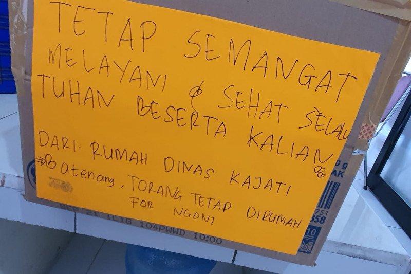Kajati Sulawesi Utara Bantu tim medis RSUP Kandou