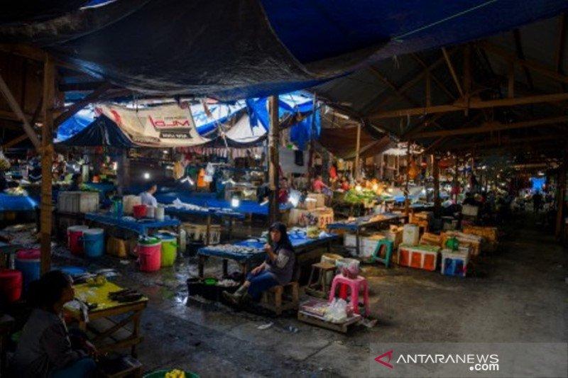 Imbauan keamanan transaksi di Pasar cegah virus corona