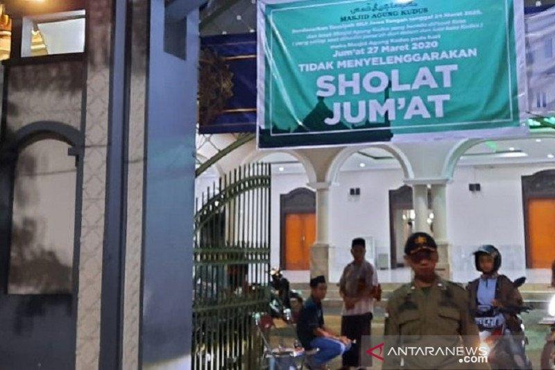 MUI Kudus persilakan  pengurus masjid gelar Shalat Jumat