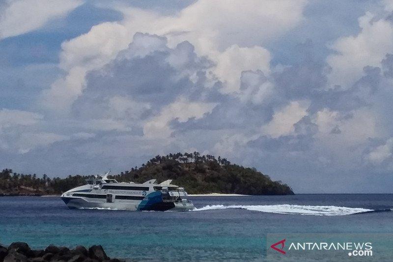 Cegah penyebaran COVID-19, Kapal cepat Manado-Tahuna kurangi jadwal pelayaran