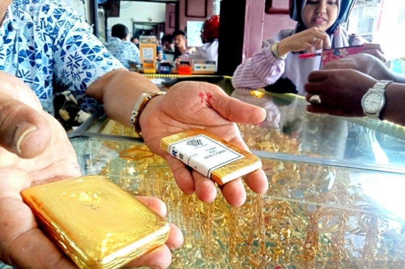 Harga emas merosot ketika aturan 'lockdown' dilonggarkan