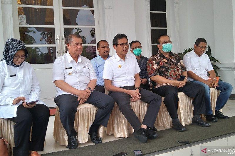 Seorang tenaga medis di Padang positif COVID-19, total sudah enam pasien terkonfirmasi