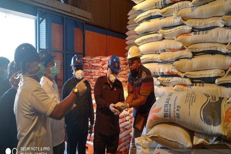 Kabar Sepekan, stok pangan aman hingga pemerintah siapkan BLT