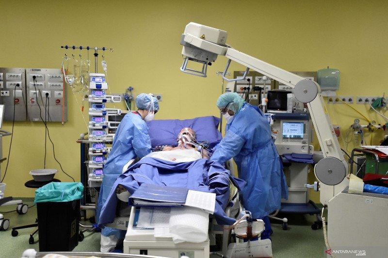 Dokter dan perawat diundang menonton GP Italia di Monza