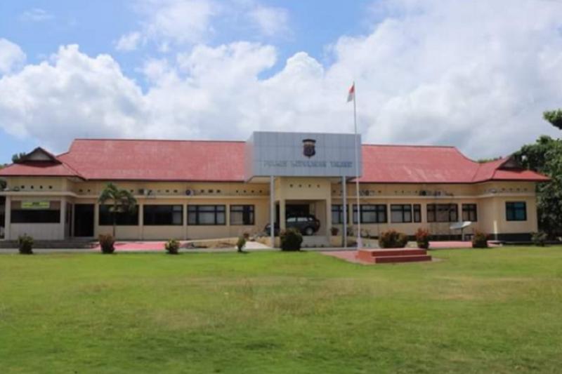 Polres Kepulauan Talaud Stop Sementara Pelayanan Skck Antara News Sulawesi Utara
