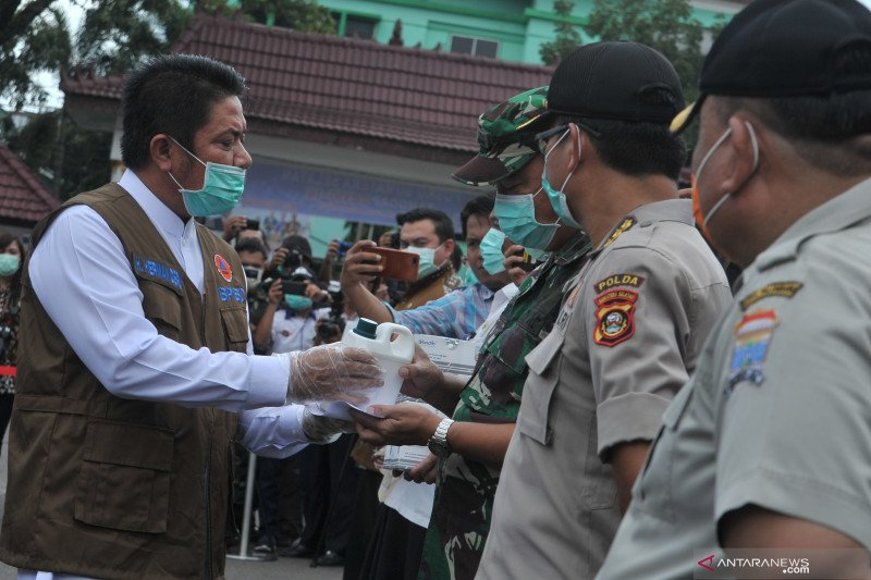 Gubernur Sumsel instruksikan kepala daerah buat pusat penanganan OPD