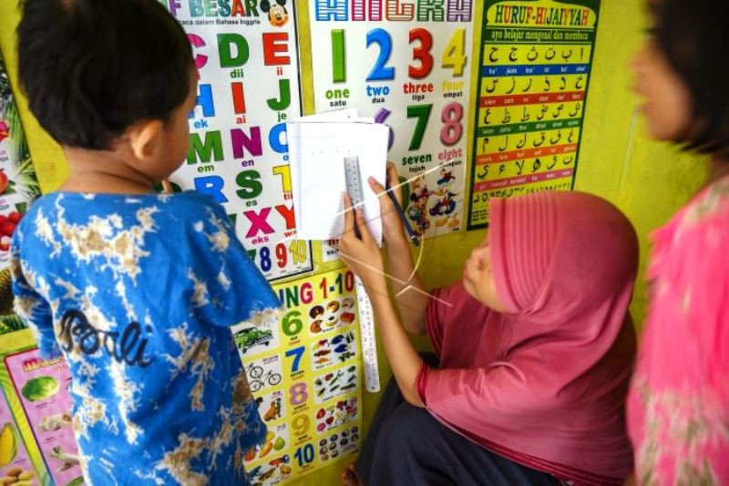 Home Schooling Di Masa Libur