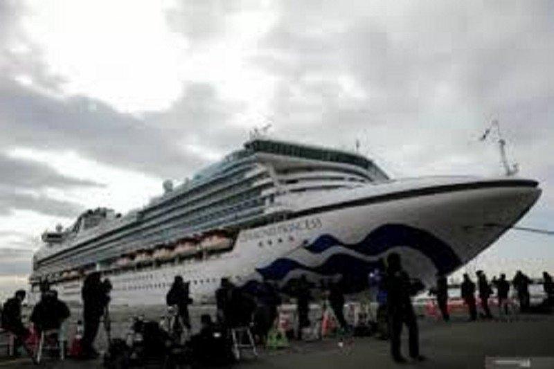 5.989 WNI kru kapal asing kembali ke Tanah Air, termasuk ABK Diamond Princes