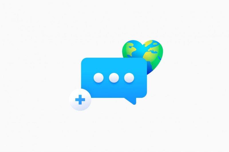 Facebook Messenger sediakan hub komunikasi saat pandemi corona
