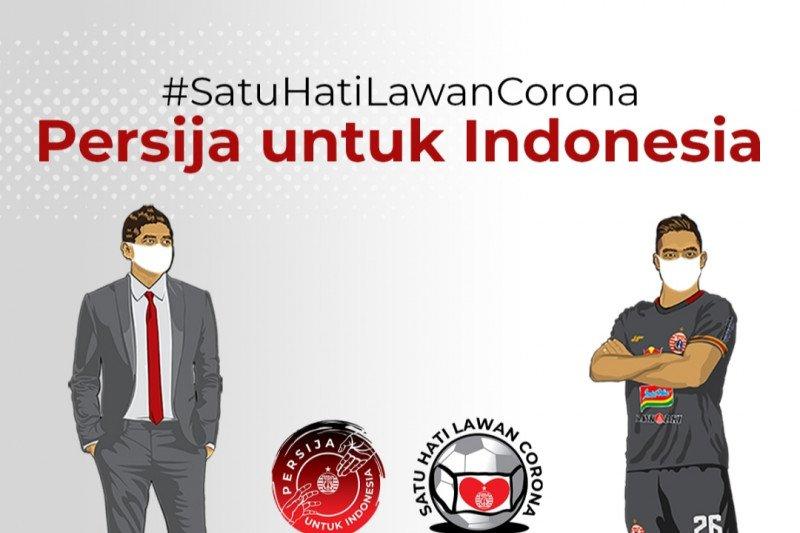 Persija  Jakarta hasilkan Rp5,1 juta dari lelang pakaian Riko Simanjuntak
