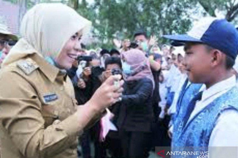 Pemerintah Kota Palembang bertahap  perbaiki gedung sekolah
