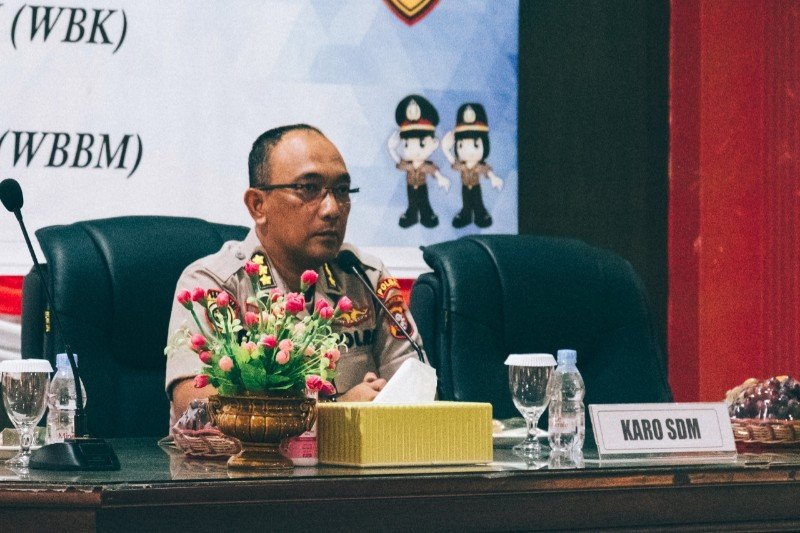 Pendaftaran calon bintara Polri diperpanjang hingga 6 April 2020
