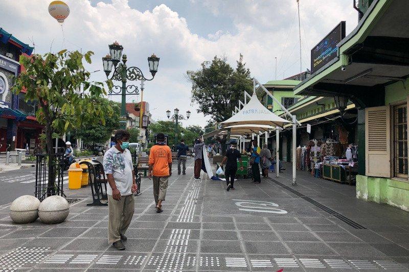 """Pemkot Yogyakarta: tidak ada wilayah lakukan """"lockdown"""""""