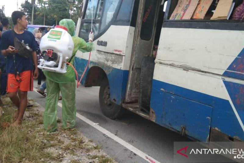 Pemkab Tolitoli  tutup total seluruh akses transportasi