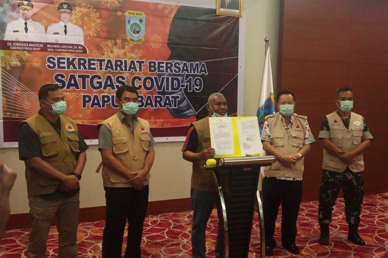 Gubernur : Stok bahan pokok Papua Barat aman