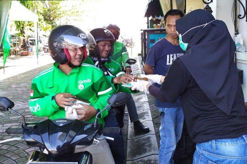 """Melalui """"KitaVSCorona"""", Grab perkuat langkah memerangi COVID-19 di Yogyakarta"""