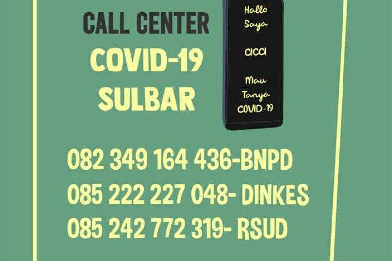 Dinas Kesehatan Sulbar buka posko pengaduan COVID-19