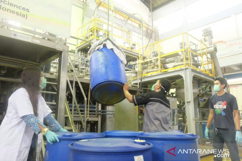 LIPI sebut Ozon Nanomist bisa digunakan sebagai disinfektan nonkimia