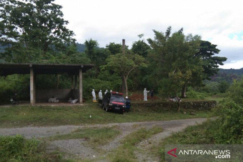 Satu pasien positif corona di Padang meninggal dunia