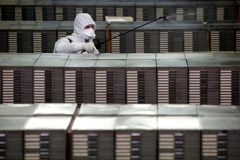 """Italia mencatat 10.000 lebih kematian,  mungkin perpanjang """"lockdown"""""""