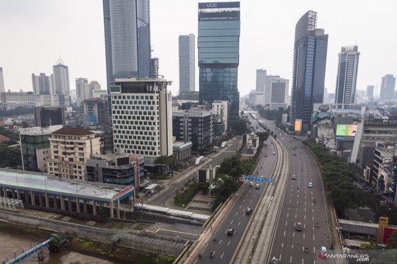 "Perpanjang ""physical distancing"" bisa perbaiki kualitas udara di Jakarta"