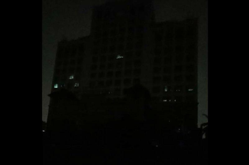 Sejumlah kantor pemerintah di Jaksel padam selama Earth Hour