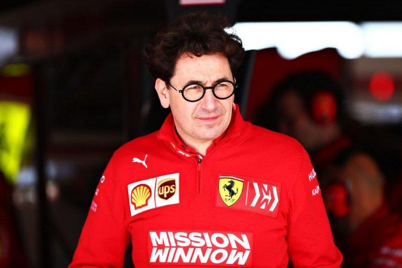 Bos Ferrari perkirakan akhir musim balap 2020 mundur ke Januari 2021