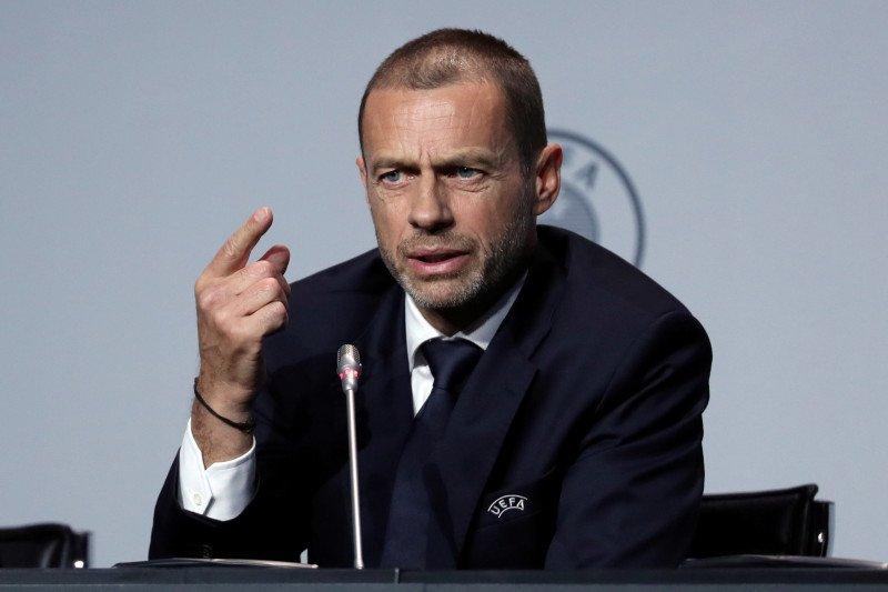 Sepak bola - Presiden UEFA akui musim kompetisi di Eropa  2020 bisa saja tak selesai