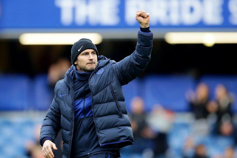 Sepak bola - Manajer Chelsea Frank Lampard tak mau terlalu keras paksa pemainnya selama pandemi corona
