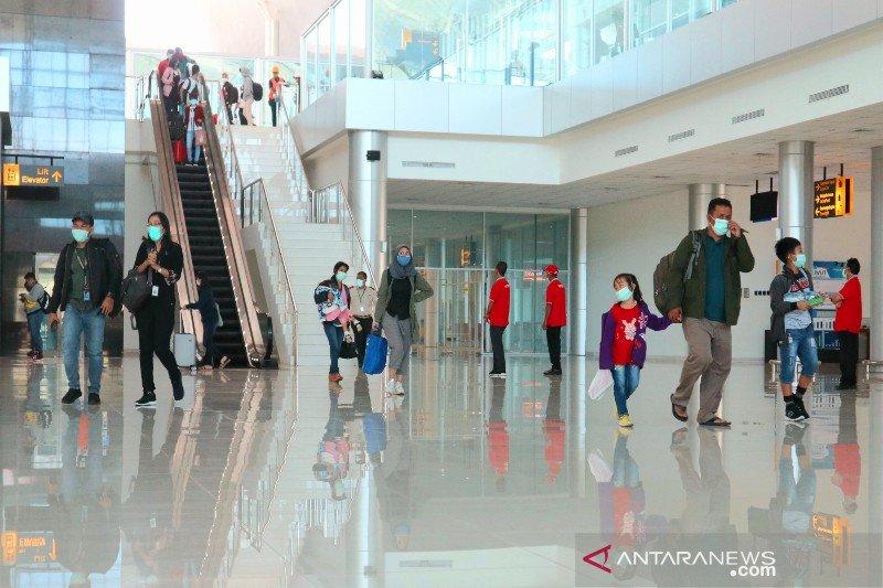 Putus rantai penyebaran COVID-19, Bandara Tjilik Riwut bakal ditutup sementara