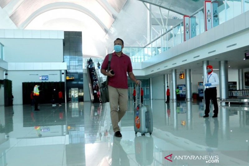 Bandara Tjilik Riwut tindaklanjuti keputusan Kemenhub terkait pengendalian transportasi mudik