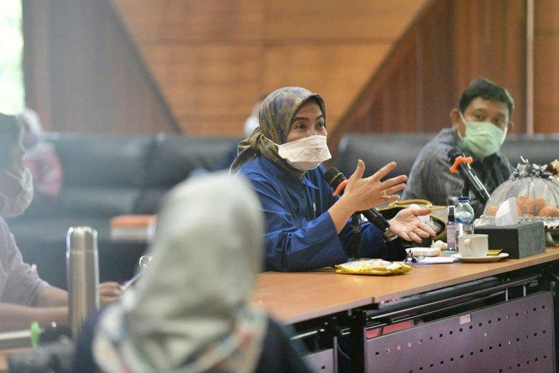 Dirut RS Wahidin dan DPR bahas penyiapan penginapan tenaga medis COVID-19