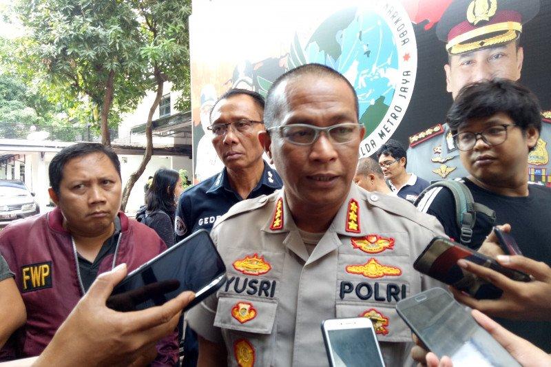 Polisi simulasikan pembatasan kendaraan dari dan ke Jakarta