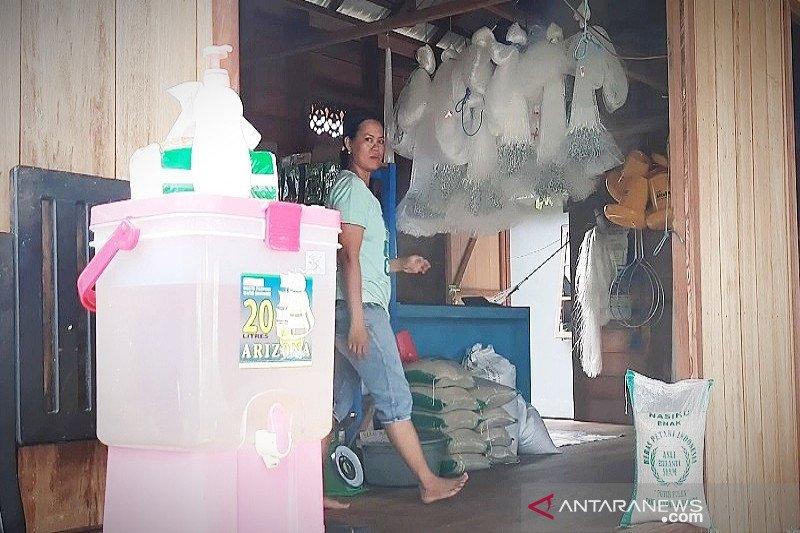 Ketua DPRD Gumas dorong pelaku usaha siapkan tempat cuci tangan