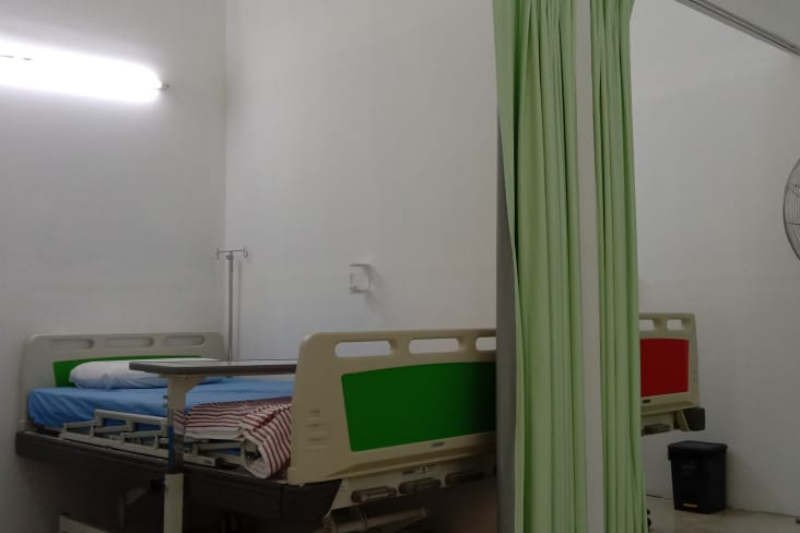 Rumah dinas Wali Kota Semarang siap digunakan jadi kamar isolasi COVID-19
